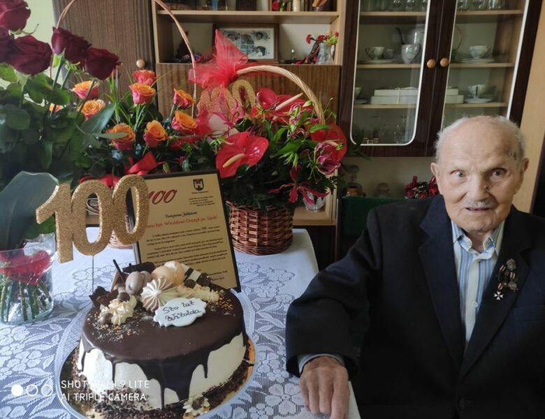 """Setne urodziny kpt. Witolda Orczyka """"Lipskiego"""""""