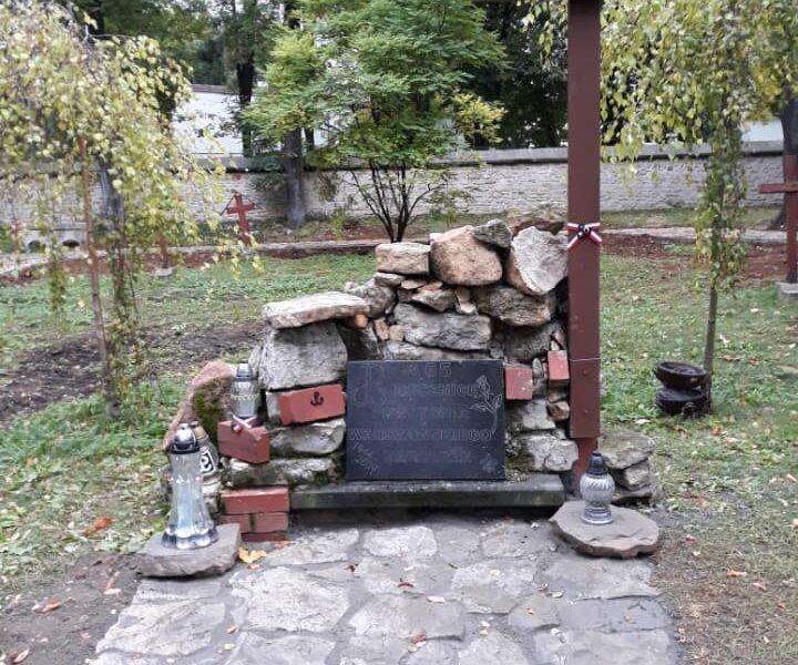 Renowacja pomnika powstańcom warszawskim