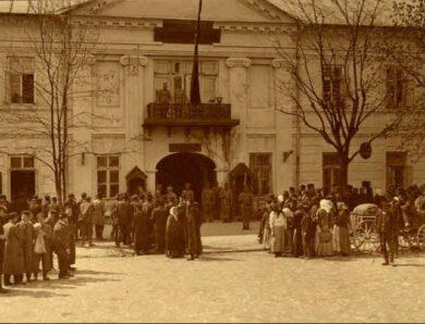 Olkusz nie czekał na niepodległość do 11 listopada!