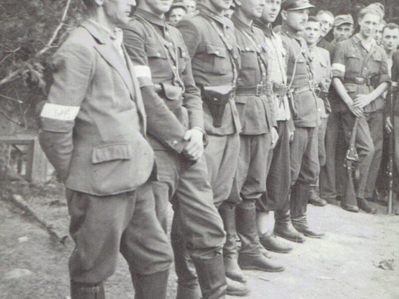 Akcja na Wolbrom 1944