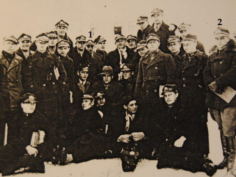 """""""Notatek żadnych nie robiliśmy…"""". Józef Lipa ps. Kukułka, Sewer (1912-1985)"""